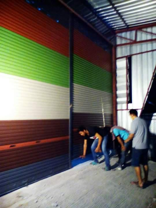 ช่างซ่อมประตูม้วน ปราจีนบุรี 0870289730 บริการทั่วไทย