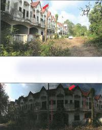 ทาวน์เฮ้าส์หลุดจำนอง ธ.ธนาคารกรุงไทย เมืองเก่า กบินทร์บุรี ปราจีนบุรี